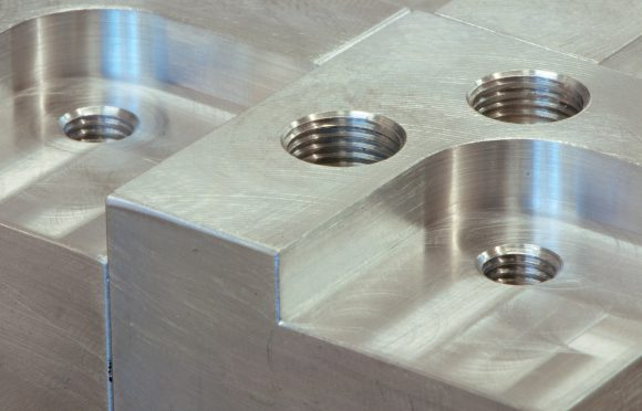 Milling drilling Tapping
