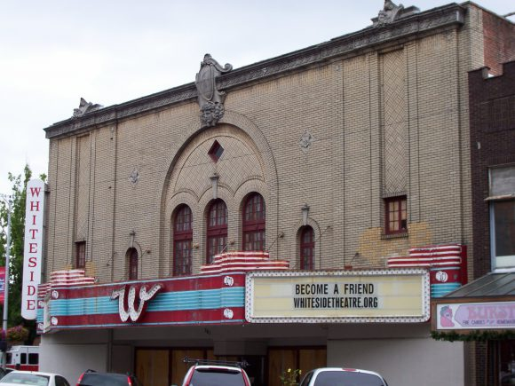 Whiteside Theatre Corvallis