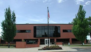 Whiteside County Courthouse